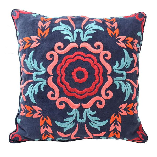 Viva Mexico Decorative Pillow, Multi