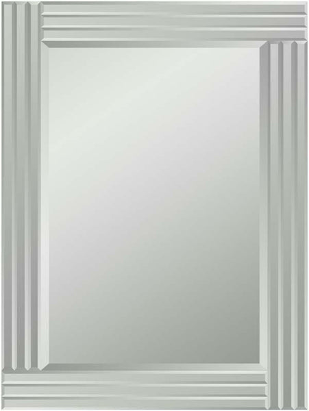 Wallace Wall Mirror Silver