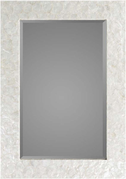 Whitaker Wall Mirror White