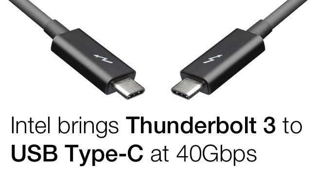 USB-C to USB-C Cable VS Thunderbolt 3 Cable