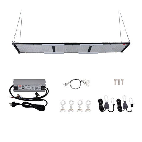 320W LED Grow Light for Indoor Tent