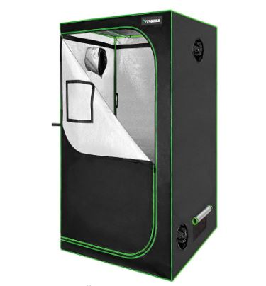 "VIVISUN indoor Grow Tent 36"" x 36"" x 72"""