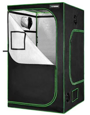 "VIVISUN indoor Grow Tent 48"" x 48"" x 80"""