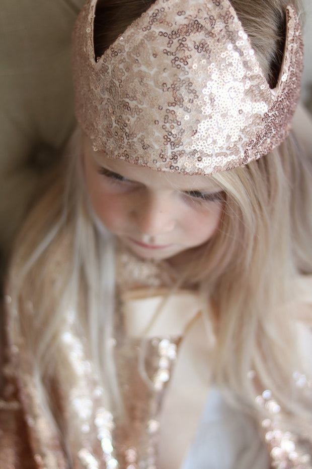 Sequin Crowns