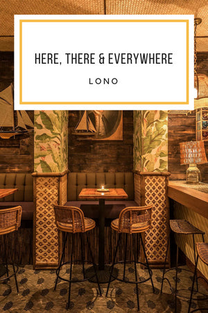 Here, There, and Everywhere: Lono Hollywood Gingerly Witty