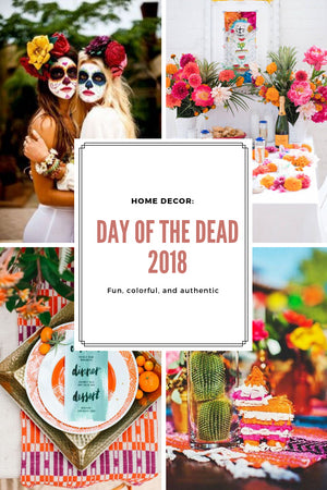 Day of the Dead Gingerly Witty 2018