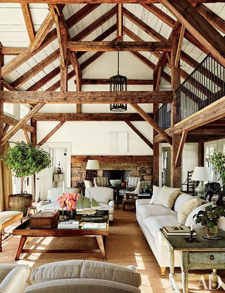 Exposed Beams Gingerly Witty