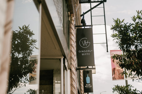 Gingerly Witty Echo Park store shop Los Angeles