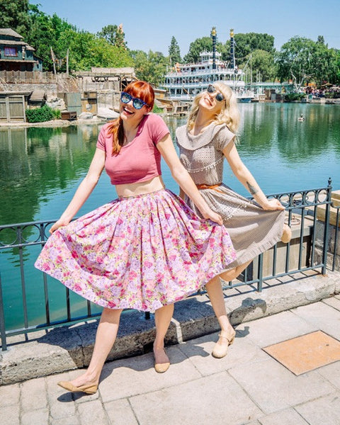 Gingerly Witty Dapper Day Disneyland 2017