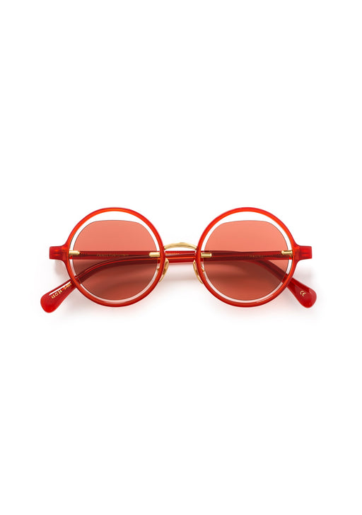 *PRE-ORDER* Radley Sunglasses - Red, Kaleos - Gingerly Witty