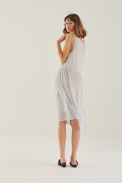 Moody Lighting Dress - Musk, LACAUSA - Gingerly Witty
