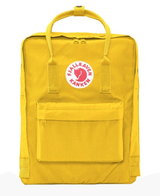 Fjallraven Kanken Backpack - Warm Yellow, Fjallraven - Gingerly Witty