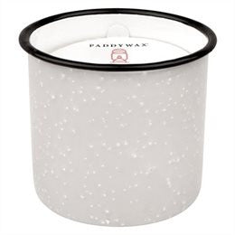 Wildflowers & Birch Enamel Candle - 9.5oz, Paddywax - Gingerly Witty