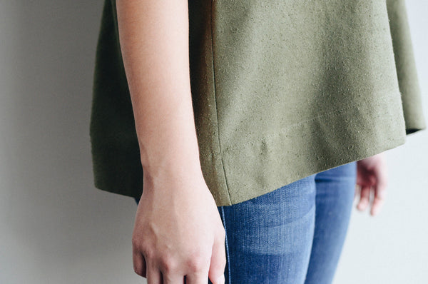 The Staple Basic Tee - Gingerly Witty