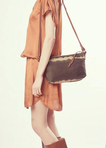Heidi Shoulder Bag, Grace Designs - Gingerly Witty