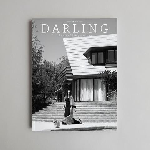 Darling Magazine: Issue #17, Darling - Gingerly Witty