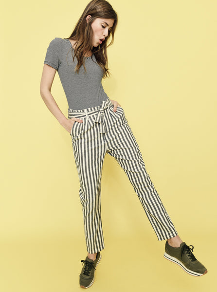 Mabil Striped Trousers