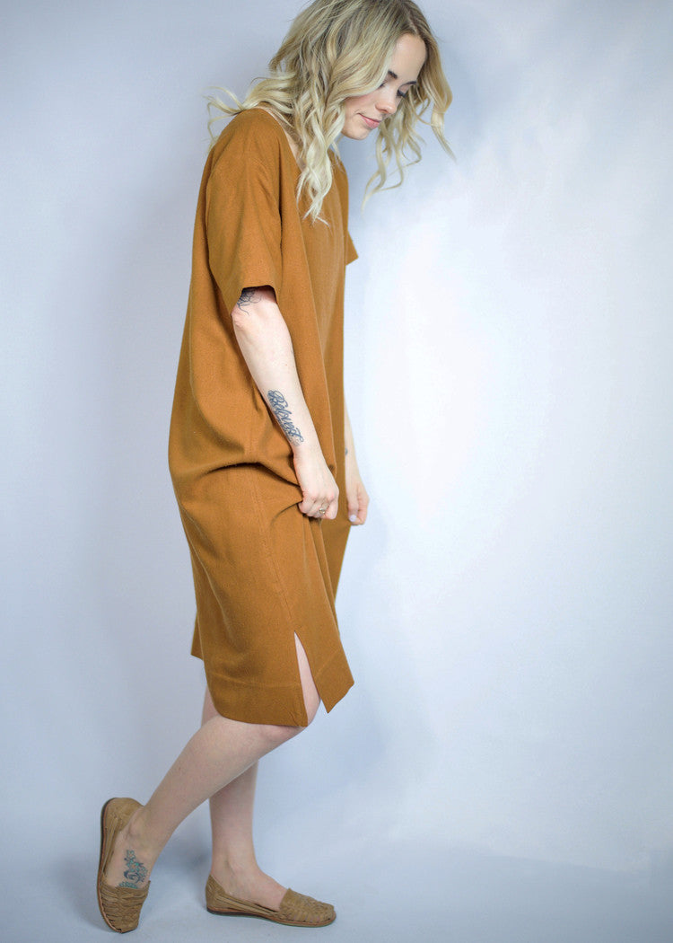 The Staple Basic Dress - Gingerly Witty