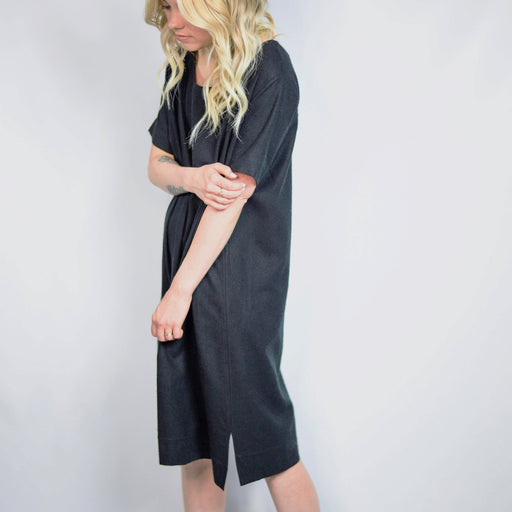 The Staple Basic Dress - Black, Jamie + The Jones - Gingerly Witty