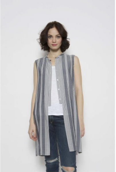 Gingerly Witty Drew Delancey Button-Down Top