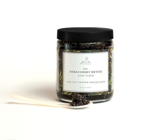 The Debauchery Detox Body Scrub, Prim Botanicals - Gingerly Witty