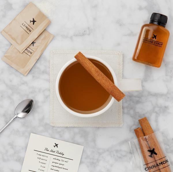 Carry On Cocktail Kit - Hot Toddy, W&P Design - Gingerly Witty