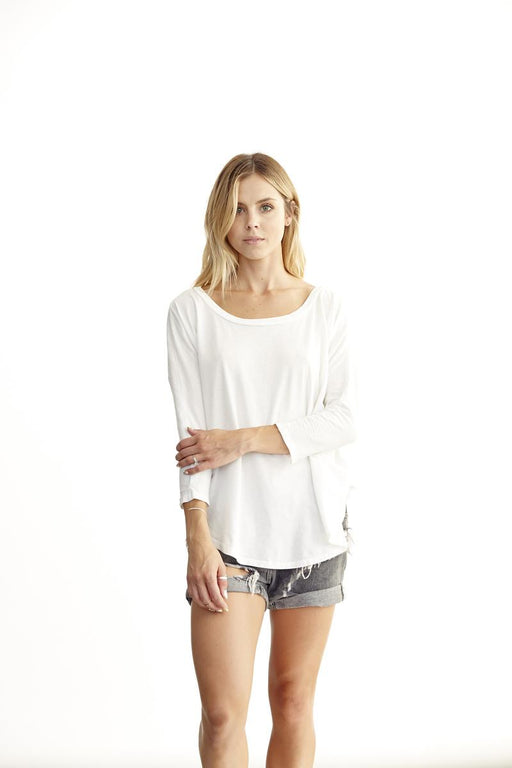 Willy Tee Groceries Apparel 3/4 sleeve