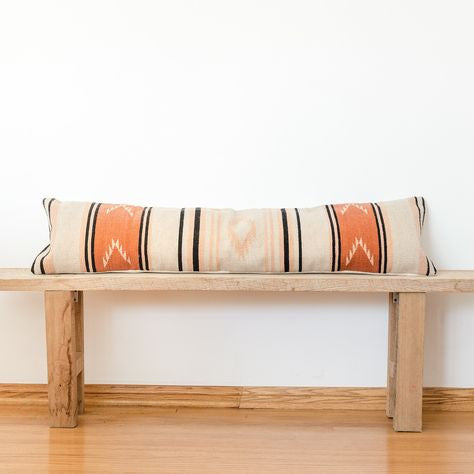 Catarina Lumbar Pillow, Local + Lejos - Gingerly Witty