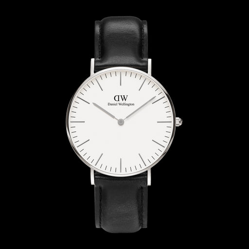 Sheffield Watch | 36mm, Daniel Wellington - Gingerly Witty