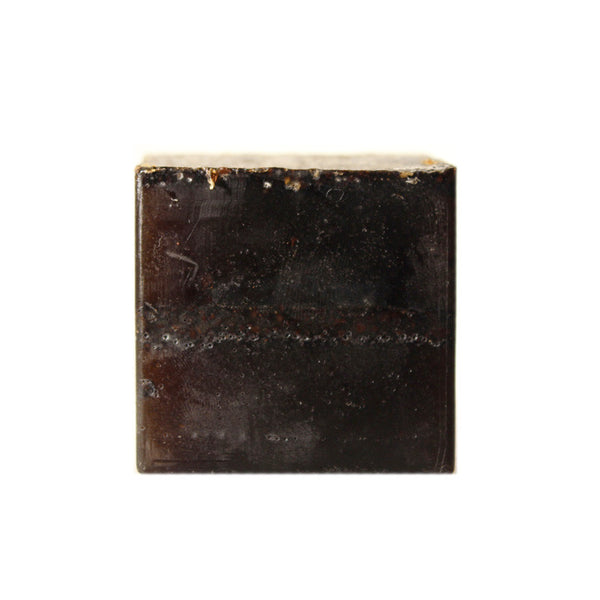 Quartz / Coffee / Shea Butter Soap - Gingerly Witty