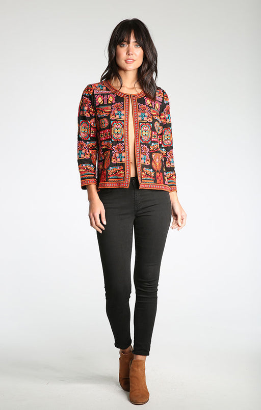 Aviles Embroidered Jacket