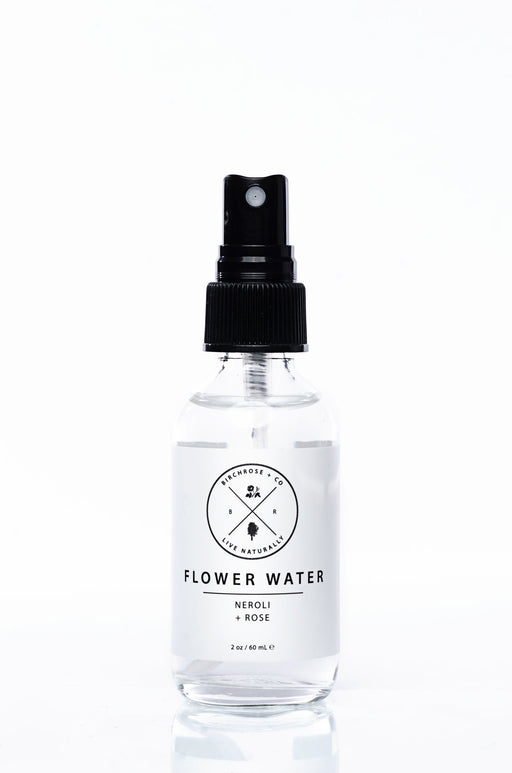 Flower Water, Birchrose + Co. - Gingerly Witty