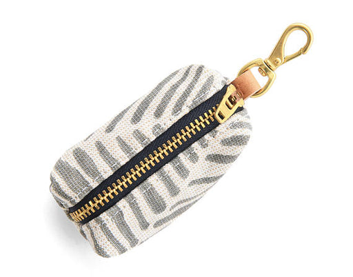 Leash Bag - Modern Metallics, The Foggy Dog - Gingerly Witty