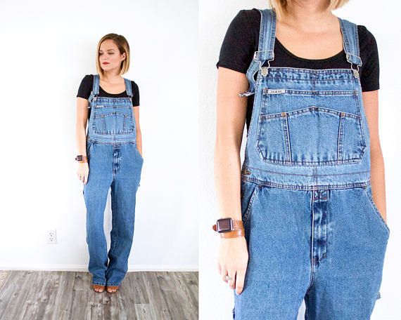 Arizona Jean Company Overalls - Size M Gingerly Witty