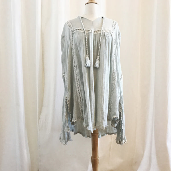 Biscay Tunic - Silver