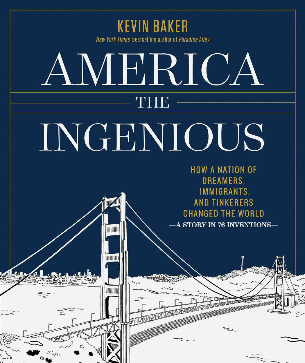 America the Ingenius, Workman Publishing Co. - Gingerly Witty