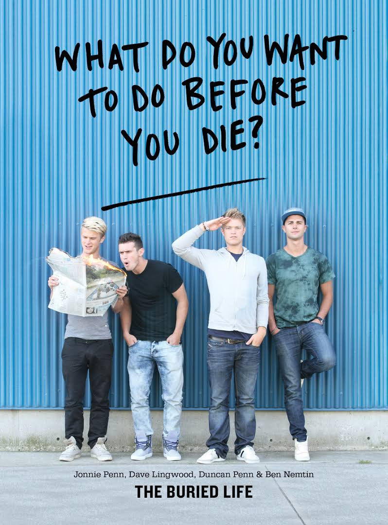 What Do You Want to Do Before You Die Book, Workman Publishing Co. - Gingerly Witty
