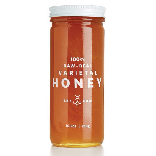 Raw Oregon Meadowfoam Honey, Bee Raw - Gingerly Witty