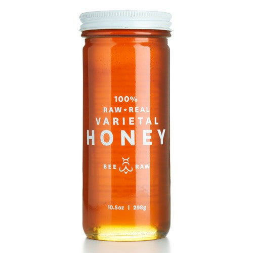 Raw Florida Orange Blossom Honey, Bee Raw - Gingerly Witty