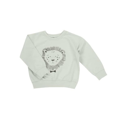 Lion Children's Sweatshirt, Rylee + Cru - Gingerly Witty