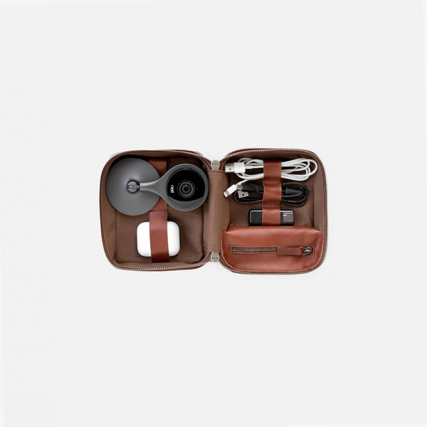 Mini Tech Drop Kit - Cognac