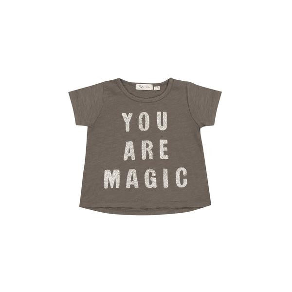 Magic Basic Children's Tee, Rylee + Cru - Gingerly Witty