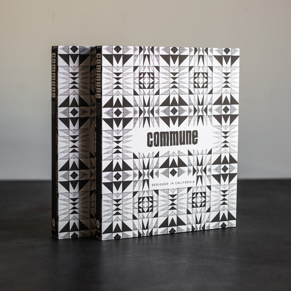 COMMUNE - DESIGNED IN CALIFORNIA
