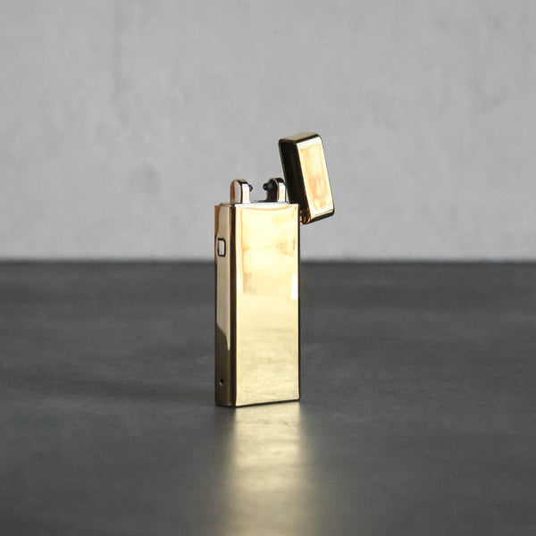 RECHARGEABLE GOLD LIGHTER