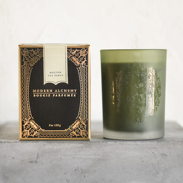 MODERN ALCHEMY BOSTON TEA PARTY CANDLE