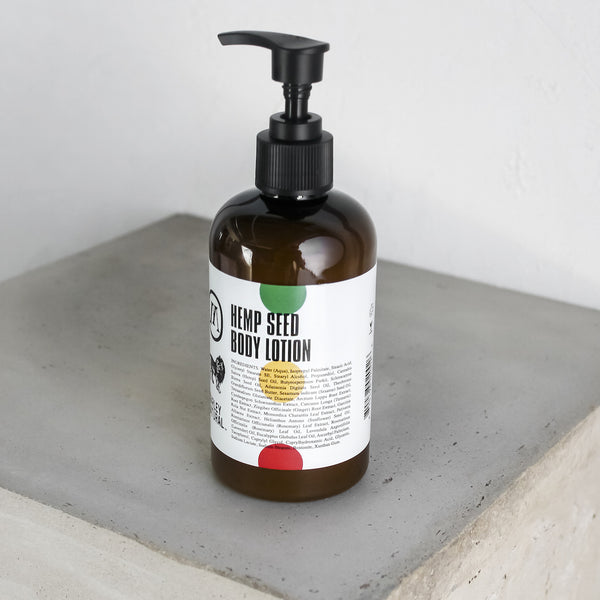 MARLEY NATURAL BODY LOTION