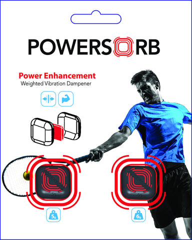 POWERSORB TENNIS Vibration Dampener Pack - <b>5G/6G</b>