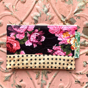 Patchwork Clutch