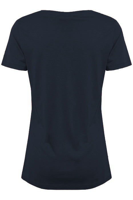 Lise Tee-Midnight Blue