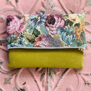 #07 The Fold Over Clutch- 3 Different Ways